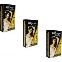 Manforce Staylong Pineapple Condom 10's (Set of 3)