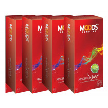 Moods Absolute Xtasy 48 Pcs Condoms ( Pack of 4 )