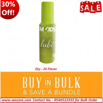Sexcare Moods Natural Lubes 60 Ml ( Pack of 20 )