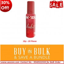 Sexcare Moods Warm Lube 60 Ml ( Pack of 20 )