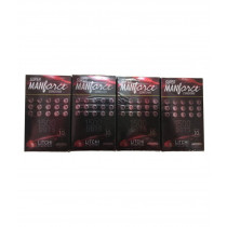 Manforce Super Litchi Condoms 10's ( Pack of 4)