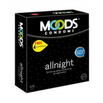 Moods All Night Climax Delay Condoms 20'S