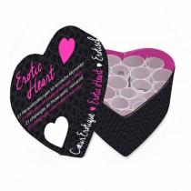 Sexcare Moodzz New Erotic Heart Mini Couple Game