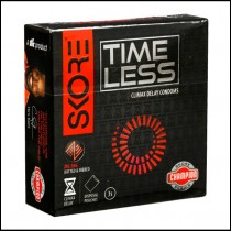 Skore Champion Time Less Climax Delay Condoms 3's