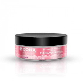 Sexcare DONA Premium Massage Butter Flirty Blushing Berry 115ml
