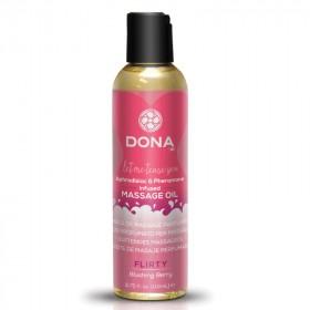 Sexcare DONA Massage Oil Flirty Aroma 110ml