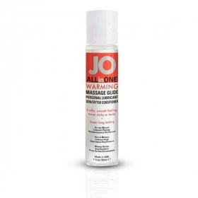 Sexcare JO ALL-IN-ONE Massage Glide Warming 30ml