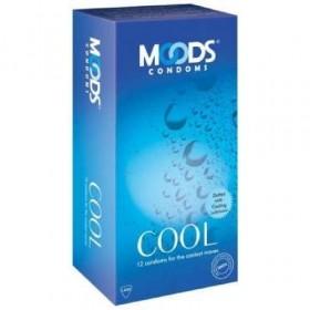 Moods Cool Condom 12 pcs