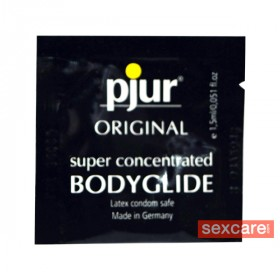 Sexcare Pjur Original Super Concentrated Bodylide 1.5ml