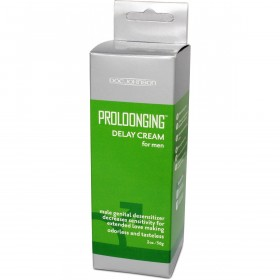 Sexcare Doc Johnson Prolonging Delay Cream 56g